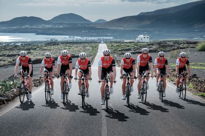 bike lanzarote bmc team